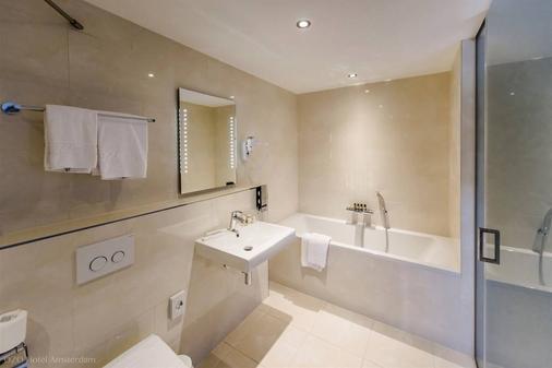 欧佐酒店 - 阿姆斯特丹 - 浴室