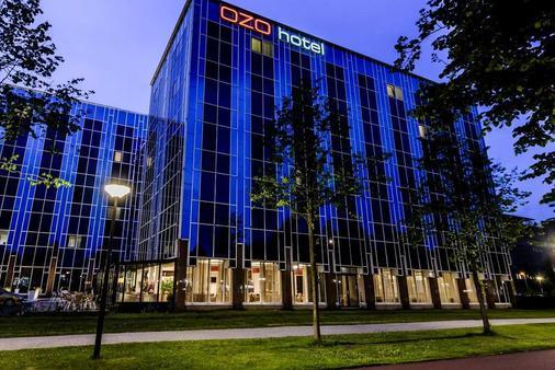 欧佐酒店 - 阿姆斯特丹 - 建筑