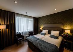 欧佐酒店 - 阿姆斯特丹 - 睡房