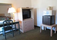 新港骑士旅馆 - Newport - 睡房
