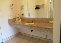 新港骑士旅馆 - Newport - 浴室