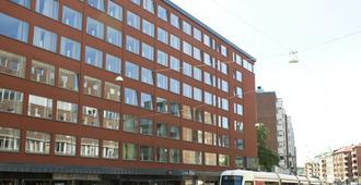 马略纳斯巴尔酒店 - 哥德堡 - 建筑
