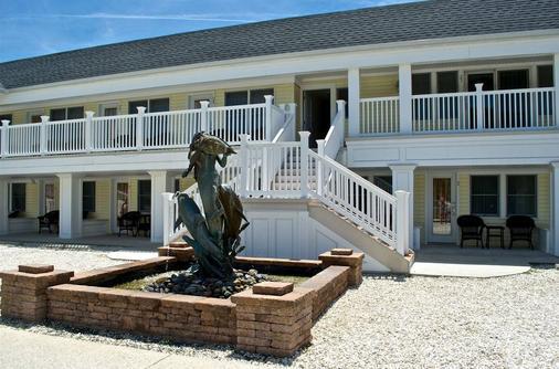 麦迪逊大道海滩俱乐部汽车旅馆 - 五月岬郡 - 建筑