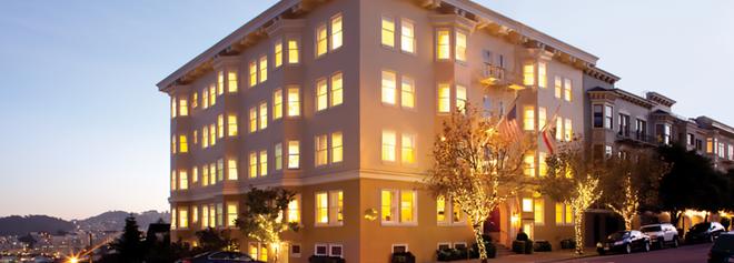 迪瑞斯科酒店 - 旧金山 - 建筑
