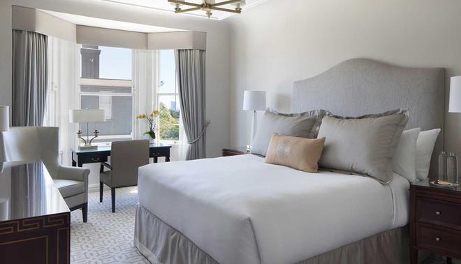 迪瑞斯科酒店 - 旧金山 - 睡房