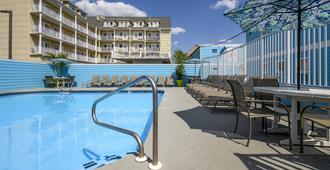 麦迪逊海滩汽车旅馆 - 大洋城 - 游泳池