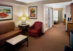 亚特兰大机场/千禧中心希尔顿花园酒店 - 大学公园市 - 睡房
