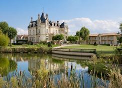 格兰德巴拉伊尔城堡水疗酒店 - 圣艾米隆 - 建筑