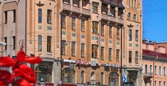 陀斯妥耶夫斯基酒店 - 圣彼德堡 - 建筑