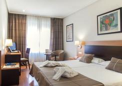 Fc莱昂公主酒店 - 莱昂 - 睡房