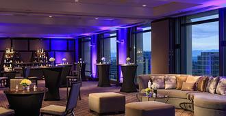 西雅图万丽酒店 - 西雅图 - 客厅