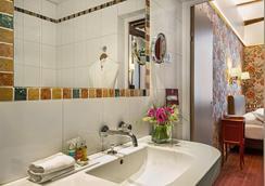 圣保罗河左岸酒店 - 巴黎 - 浴室