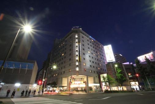 福冈渡边大道卓越 APA 酒店 - 福冈 - 建筑