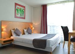塔特里画廊公寓 - 波尔多 - 睡房