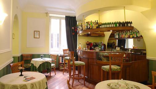 吉格里奥歌剧院酒店 - 罗马 - 酒吧