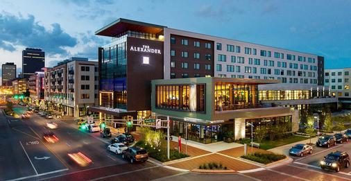 亚历山大,一间温馨的酒店 - 印第安纳波利斯 - 建筑
