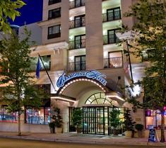 波特兰派拉蒙特酒店