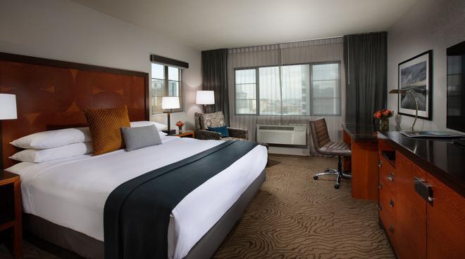 波特兰派拉蒙特酒店 - 波特兰 - 睡房