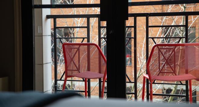 波特兰派拉蒙特酒店 - 波特兰 - 阳台