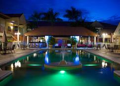 北部度假村酒店 - 帕拉马里博 - 建筑