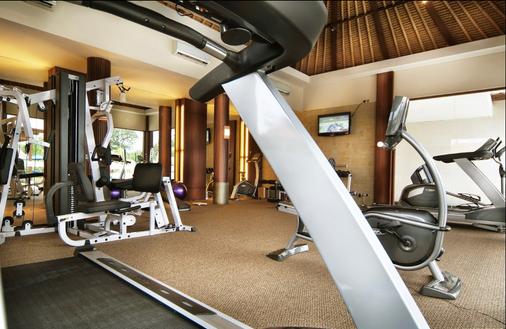 玛哈巴拉别墅酒店 - 登巴萨 - 健身房