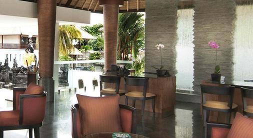 玛哈巴拉别墅酒店 - 登巴萨 - 大厅