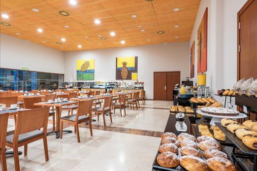 欧洲之星圣拉萨罗酒店 - 圣地亚哥-德孔波斯特拉 - 自助餐