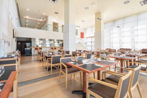 圣拉萨罗欧洲之星酒店 - 圣地亚哥-德孔波斯特拉 - 自助餐