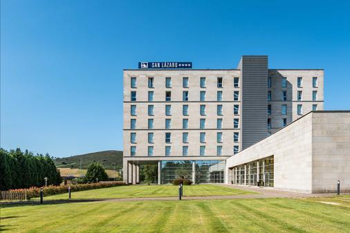 圣拉萨罗欧洲之星酒店 - 圣地亚哥-德孔波斯特拉 - 建筑
