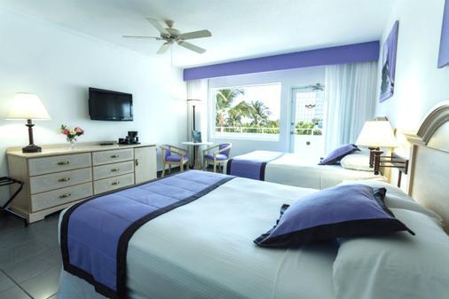 迈阿密海滩riu广场酒店 - 迈阿密海滩 - 睡房