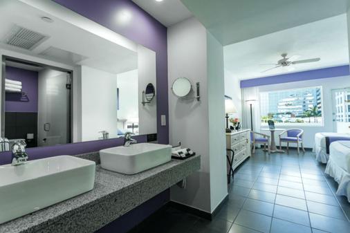 迈阿密海滩riu广场酒店 - 迈阿密海滩 - 浴室