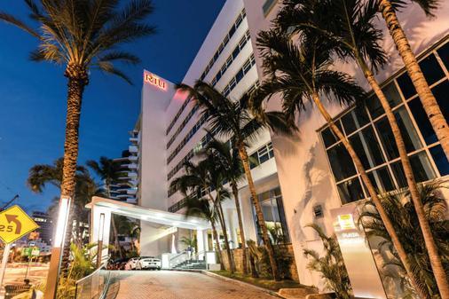 迈阿密海滩riu广场酒店 - 迈阿密海滩 - 建筑