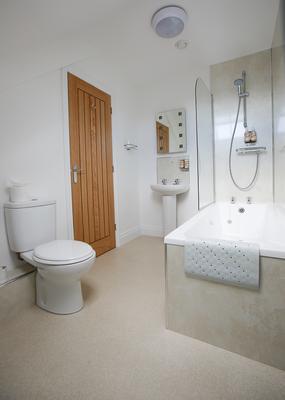哈德里安酒店 - 赫克瑟姆 - 浴室
