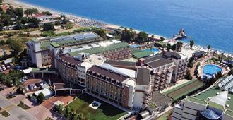 PGS 玫瑰海滩住宅酒店 - 式 - 凯麦尔 - 户外景观