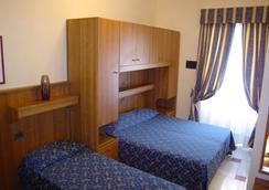 罗马马里酒店2 - 罗马 - 睡房