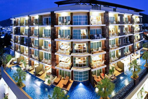 安达凯拉酒店 - 芭东 - 建筑