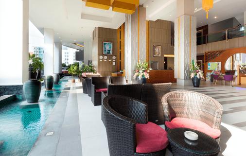安达凯拉酒店 - 芭东 - 大厅