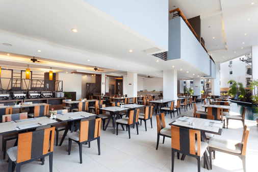 安达凯拉酒店 - 芭东 - 餐馆
