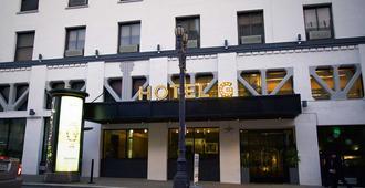 法兰克酒店 - 旧金山 - 建筑