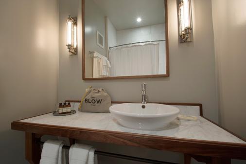 法兰克酒店 - 旧金山 - 浴室
