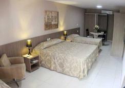 阿姆任安玛酒店 - 福塔莱萨 - 睡房