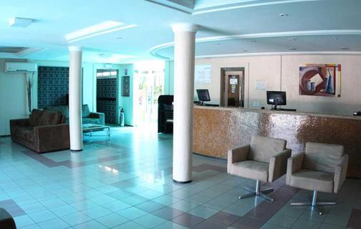 阿姆任安玛酒店 - 福塔莱萨 - 柜台