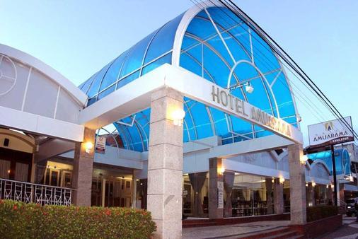 阿姆任安玛酒店 - 福塔莱萨 - 建筑