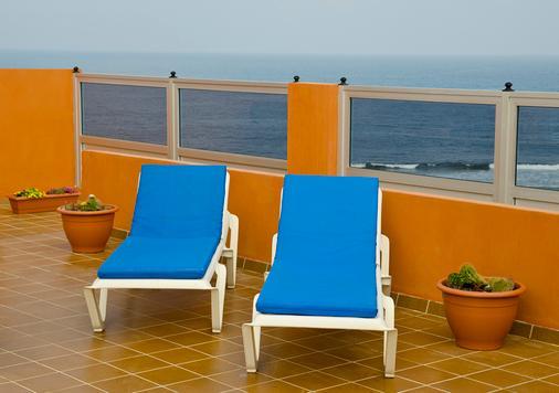 法坎酒店 - 大加那利岛拉斯帕尔马斯 - 阳台