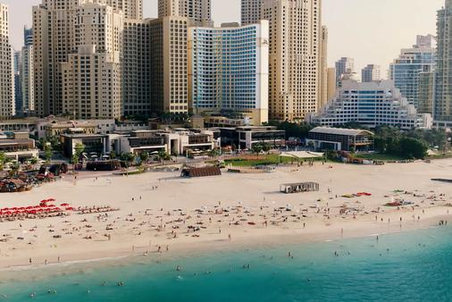 Ja海景酒店 - 迪拜 - 建筑
