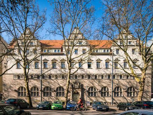 奥德博格酒店 - 柏林 - 建筑