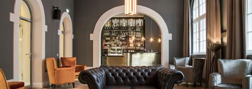 奥德博格酒店 - 柏林 - 酒吧