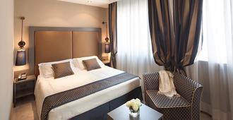 莫扎特酒店 - 米兰 - 睡房