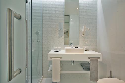 里斯本怀特酒店 - 里斯本 - 浴室