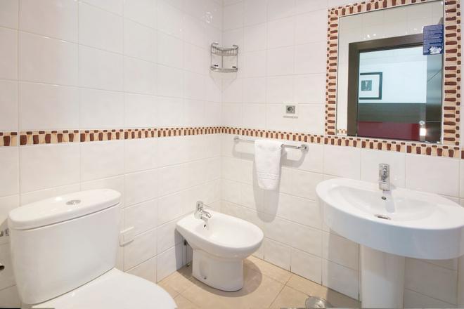 阿坦纳斯旅店 - 格拉纳达 - 浴室
